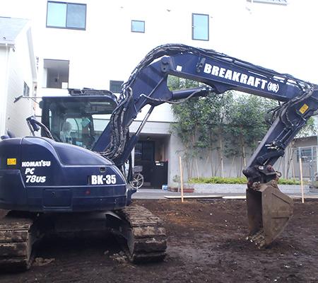 解体工事についてのイメージ画像01